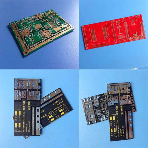 SMT PCB Screen Printing Frame with Epoxy AB GLUE